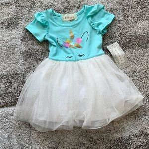 Baby dress new  with tag